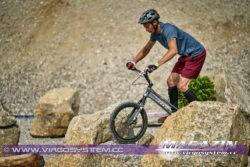 , Purgstall an der Erlauf, Österreich - 12. June 2021: Bike Trial ÖM Fotograf: Martin Bihounek / martinbihounek.com