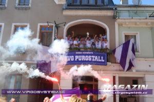 Meisterfeier der Sportvereinigung ATP Metallbau Purgstall