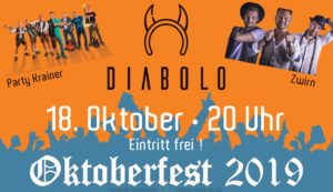 Diabolo Oktoberfest